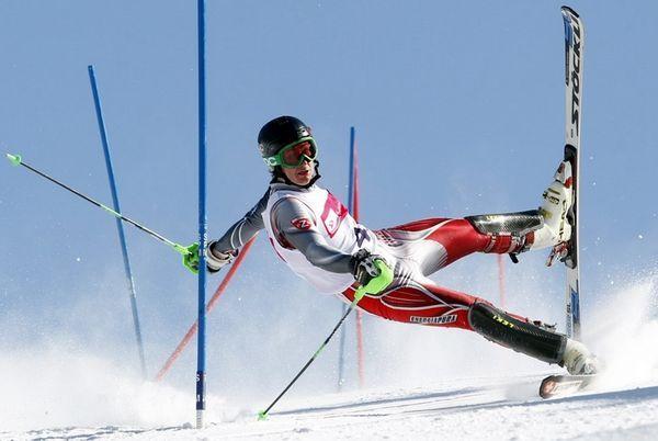 障碍滑雪赛运动